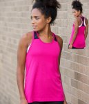 AWDis Cool Girlie Smooth Workout Vest