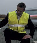 Result Safe-Guard Motorist Hi-Vis Safety Vest