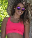 Spiro Ladies Fitness Crop Top