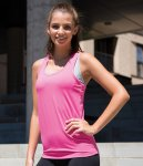 Spiro Ladies Impact Softex® Fitness Top