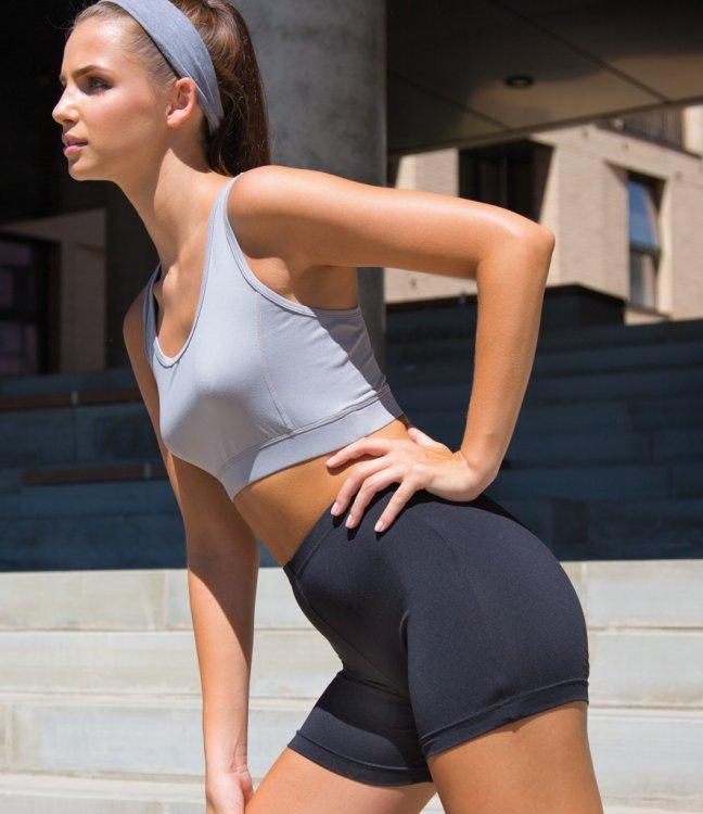 Spiro Womens//Ladies Impact Softex Quick Dry Shorts